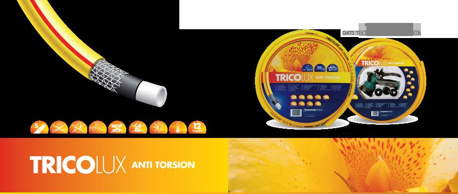 ItalIan Hose Tricolux