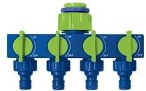 4 Way Water Distributor
