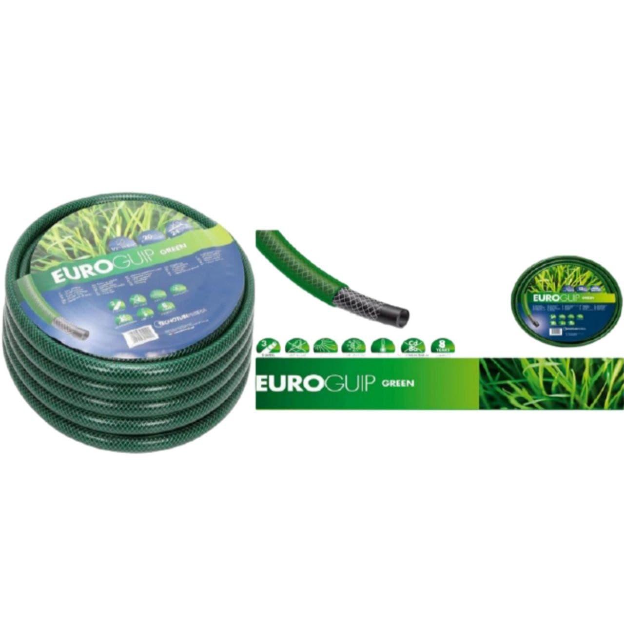 "Italy EuroGuip Green 1"" (25 M) /TecnoTubi Picena/"