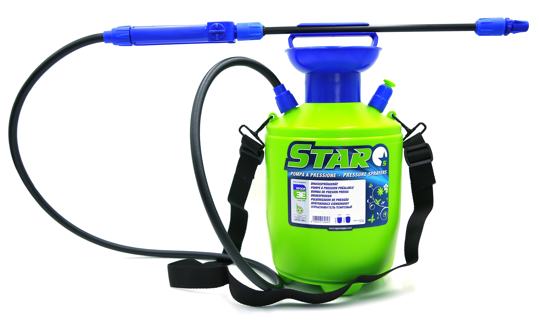 Italy Pressure Sprayer Star 5 Ltr (Epoca)