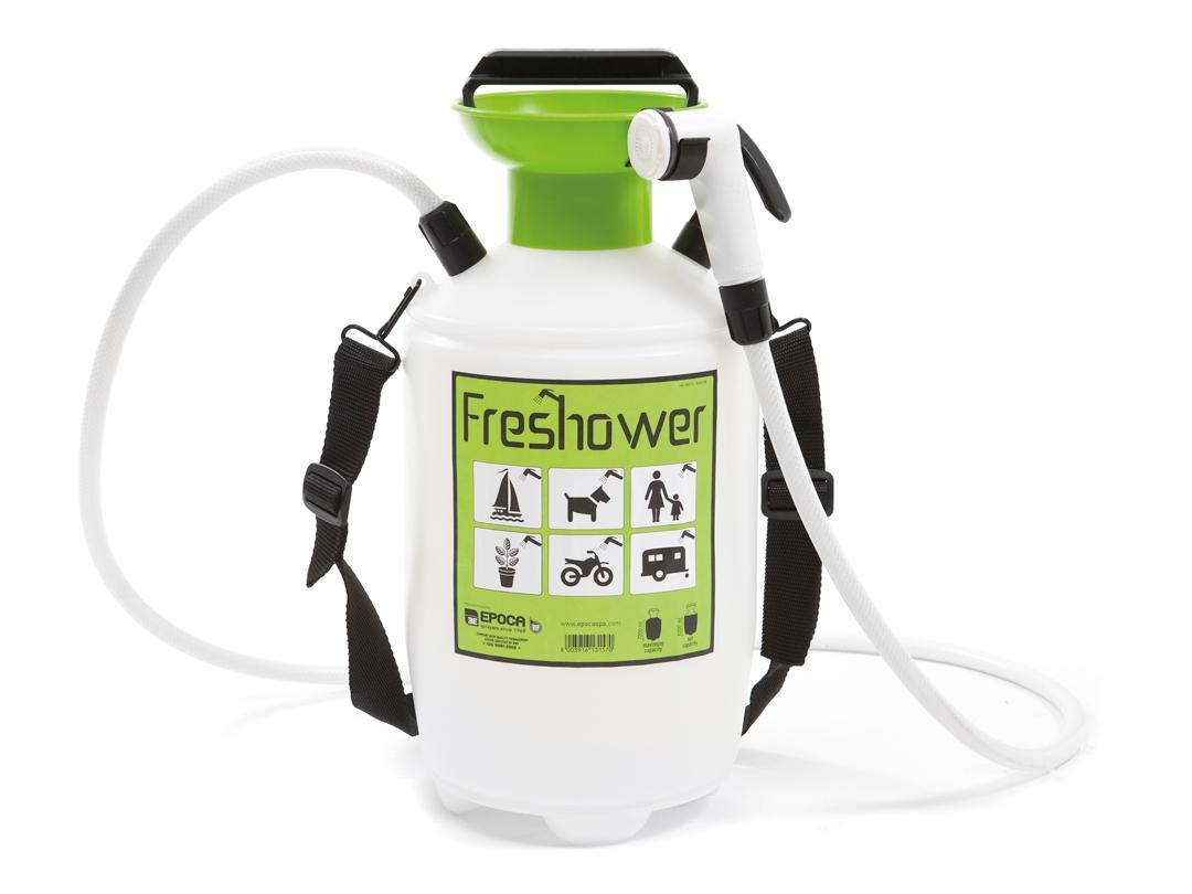Italy Freshower portable shower 7 Ltr (Epoca)