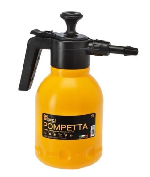 Italy 2 Ltr Pressure sprayer (POMPETTA)