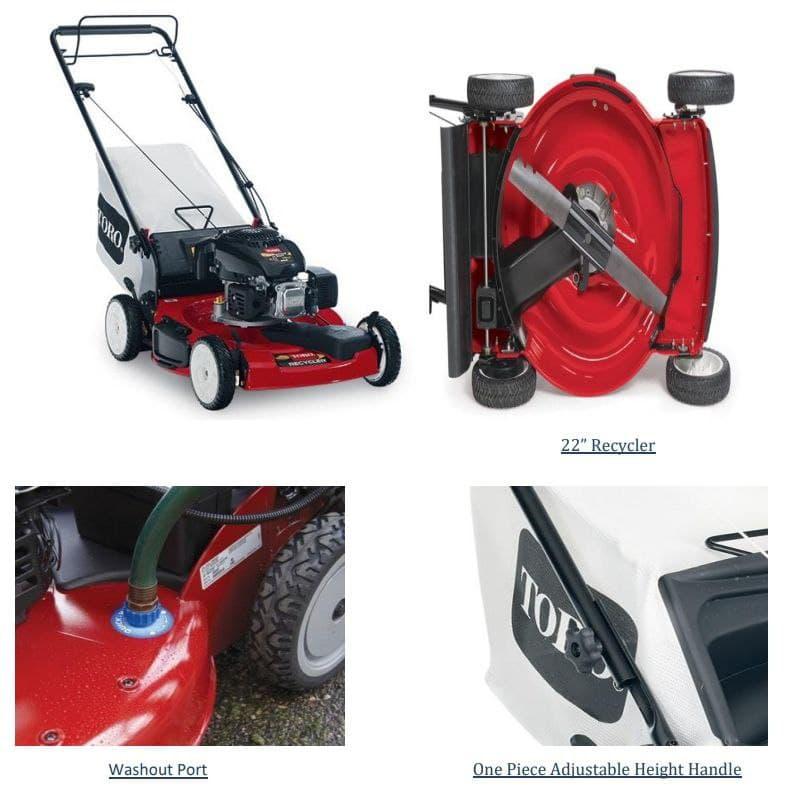 Toro Lawn Mower Kohler