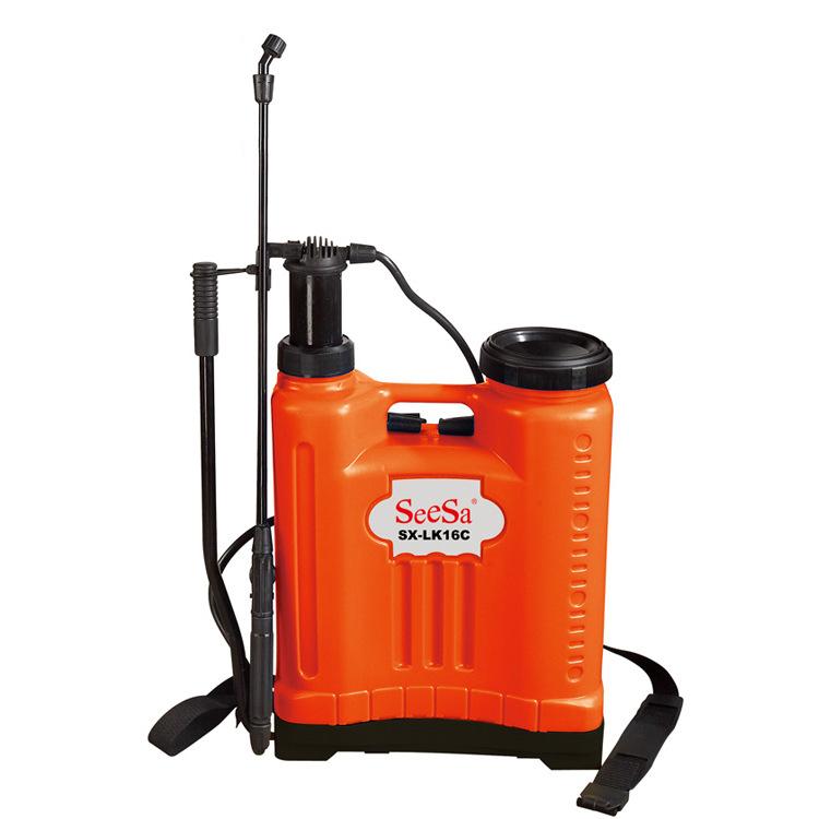 knapsack manual sprayer 16  liters ( SEESA )